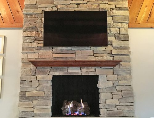 What Is Included In Our Fireplace Makeovers