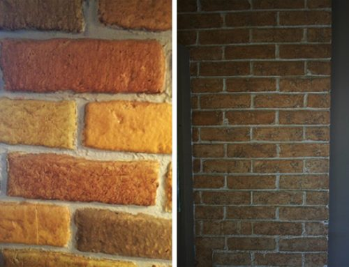How to Go About an Innovative Brick Fireplace Makeover