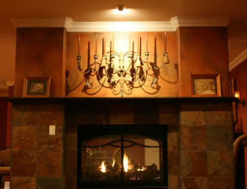 How to Go About a Fireplace Makeover for Your Home
