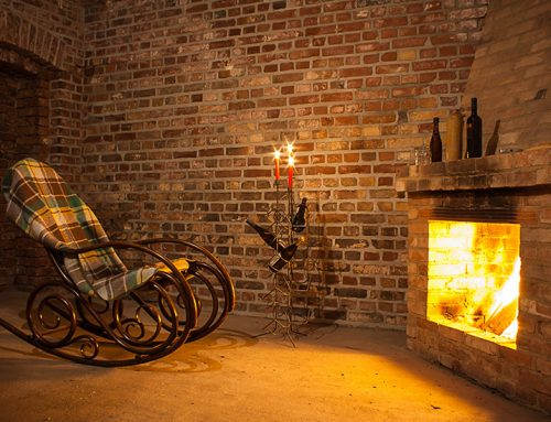 Ideas for a Brick Fireplace Makeover